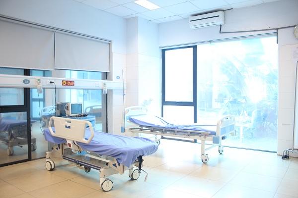 Phòng khám khoa hồi sức cấp cứu