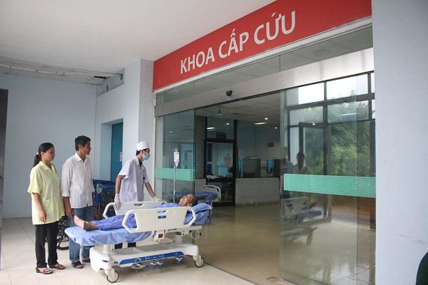 Khoa hồi sức cấp cứu