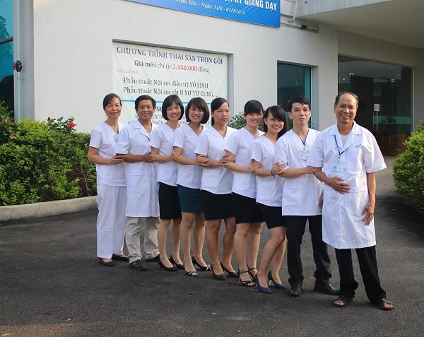 Đội ngũ Bác sĩ và kỹ thuật viên Khoa xét nghiệm