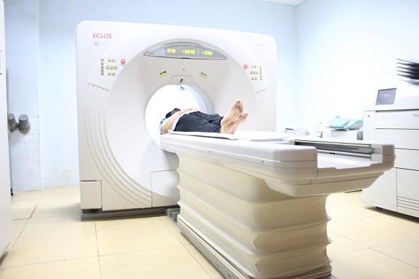 Máy chụp cắt lớp vi tính