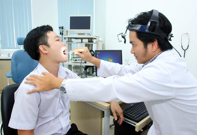 tầm soát ung thư vòm họng
