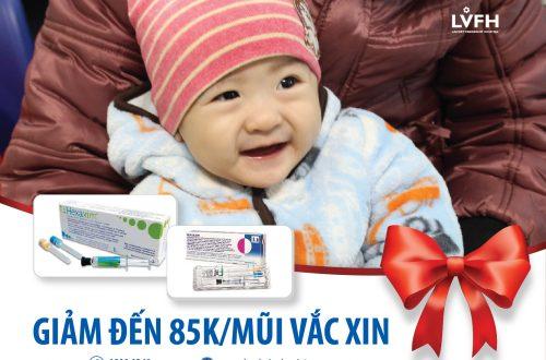 Giảm Giá Vắc Xin 01